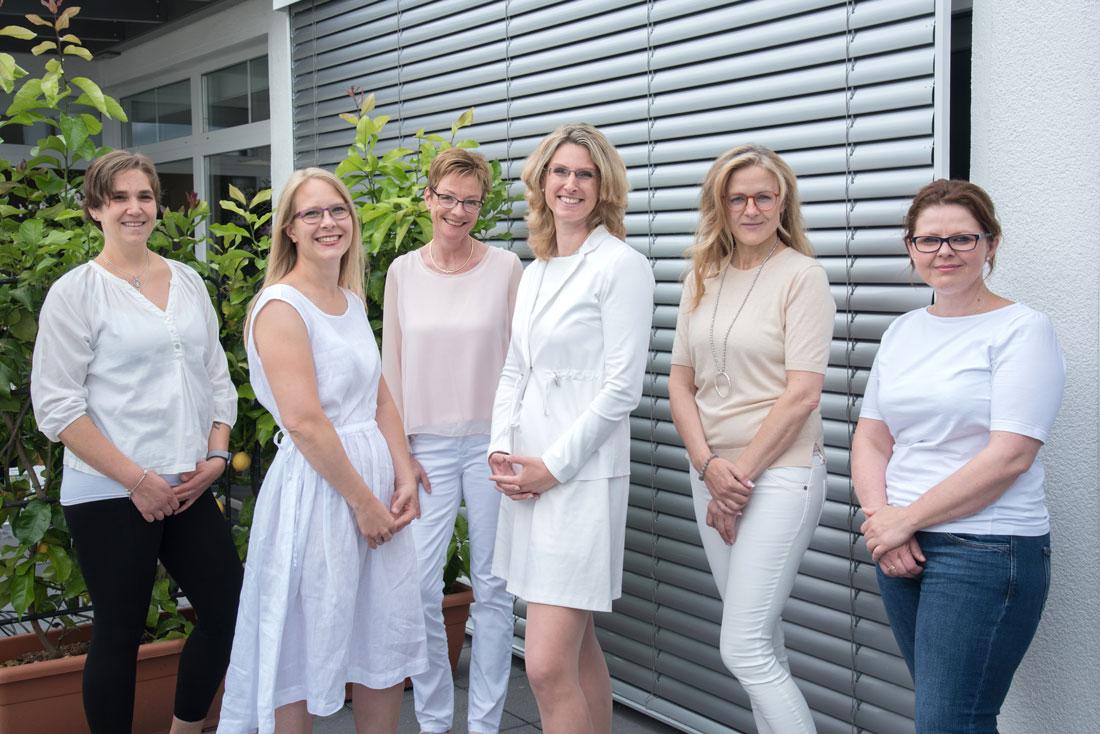 Team Hausarztpraxis Bad Homburg